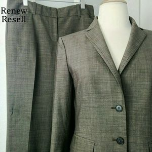 Ann Taylor Two Piece Blazer and Trouser Suit
